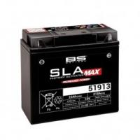 51913 (FA) BS Battery SLA-MAX Factory Activated Maintenance Free Battery