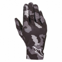 Alpinestars REEF Gloves Medium - Camo Grey