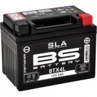 BTX4L (FA) BS 12V 3A SLA DIN 50314 Sealed