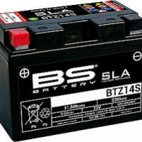 BTZ14S SLA Factory Activated Maintenance Free BS Battery