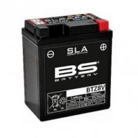 BS BTZ8V SLA Factory Activated Motorcycle Battery