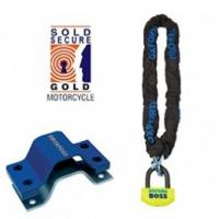 Oxford Boss Chain Lock 2M + Anchor Force