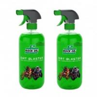 Rock Oil Dirt Blaster High Performance Bio Cleaner (Twin Pack)