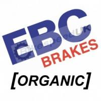 EBC FA063GG Rear Organic Brake Pads