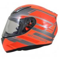 MT Helmets Revenge ZUSA Full Face Motorcycle Helmet Fluo Orange/Red