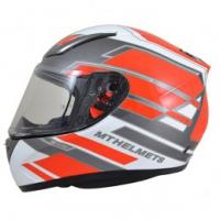 MT Helmets Revenge ZUSA Full Face Motorcycle Helmet White/Red