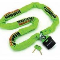Mammoth Motorbike / Motorcycle Heavy Duty Lock and Chain 1.8m