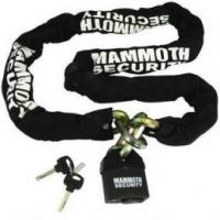 Mammoth Motorcycle 12mm Hexagon Lock and Chain 1.8m
