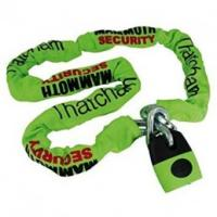 Mammoth Thatcham Approved Heavy Duty Lock and Chain 1.2m