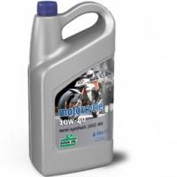 Rock Oil Motorcycle 10W40 Semi Synthetic Motorcycle Oil 4 Litres