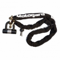 Motogard 1.5M Heavy Duty Chain and Disc Lock