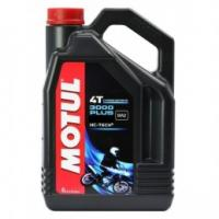 Motul 3000 Plus 10/40 Mineral Oil - 4 Litre