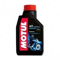 Motul 3000 Plus 10/40 Mineral Oil - 1 Litre