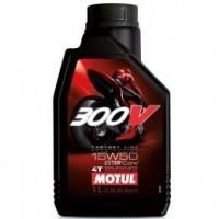 Motul 300V Road Race - 15w50 Synthetic Motorcycle Oil 1 Litre