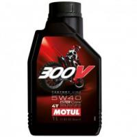 Motul 300V Off Road - 5W40 Synthetic Motorcycle Oil 1 Litres