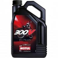 Motul 300V Off Road - 15W60 Synthetic Motorcycle Oil 4 Litres