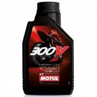 Motul 300V Road Racing - 5W40 Synthetic Motorcycle Oil 1 Litres
