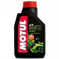 Motul 5000 - 10W40 Semi Synthetic Motorcycle Oil 1 Litres