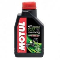 Motul 5100 Off Road - 10W40 Semi Synthetic Motorcycle Oil 1 Litres