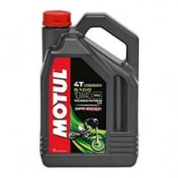 Motul 5100 Off Road - 10W40 Semi Synthetic Motorcycle Oil 4 Litres