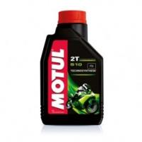 Motul 2T 510 Road Technosynthese Oil - 1 Litre