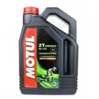 Motul 2T 510 Off Road Technosynthese Oil - 4 Litre