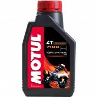 Motul 7100 - 15W50 Fully Synthetic Motorcycle Oil 1 Litres