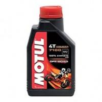 Motul 7100 Off Road - 10W60 Fully Synthetic Motorcycle Oil 1 Litres