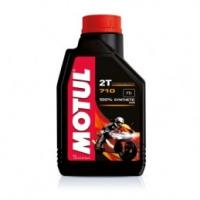 Motul 2T 710 Road Synthetic 2 Stroke Oil - 1 Litre