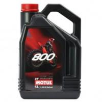 Motul 2T 800 Factory Line Off Road Oil - 4 Litre
