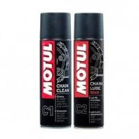 Motul Chain Lube & Chain Cleaner C1 C2
