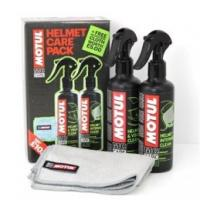 Motul Helmet Care Pack Including Free Micro Fibre Cloth
