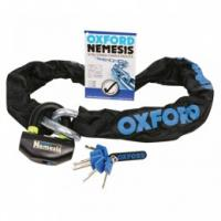 Oxford Nemesis Chain & Padlock 1.5m
