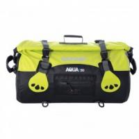 AQUA T-50 Roll Bag - Black/Flou