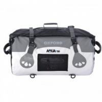 AQUA T-50 Roll Bag - White/Grey