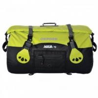 AQUA T-70 Roll Bag - Black/Flou