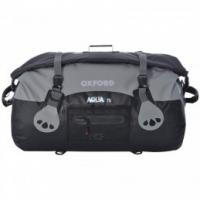 AQUA T-70 Roll Bag - Black/Grey