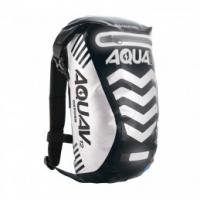 AQUA V-12 Black Backpack 12L Capacity