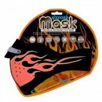 Oxford Universal Neoprene Face Mask Flame Print
