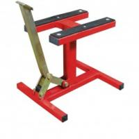 MX Off Road H Lift Riser Stand With Damper Biketek - Red