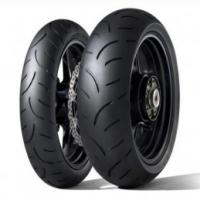 Dunlop Qualifier II Pair 130/70 ZR16 & 180/55 ZR17