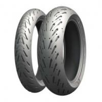 110/70 ZR 17 (54W) + 140/70 ZR17 (66W) Michelin Road 5 Tyre Pair