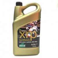 Rock Oil 5W30 Synthesis XRP Fully Synthetic Racing Motorcycle Oil 4 Litres