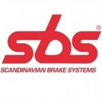 SBS Front Sintered Brake Pads - 100HF