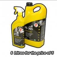 Scottoiler FS365 Protection From Corrosion - 5L - 1L FREE