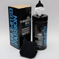 Unlimited Passion Thunderbolt Cleaning Wipes 80 Wipes