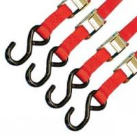 Tiedown Straps Autolock 1.8m x 25mm (4 Pack)