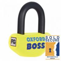 Oxford Boss - Flo. Yellow