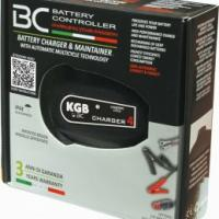 BC Battery Controller KGB 12v 0.9amp Motorcycle Optimiser, Charger & Maintainer